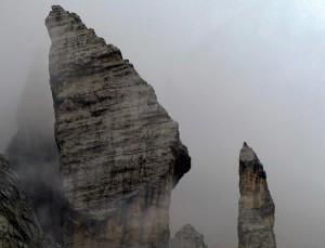 torri in Civetta