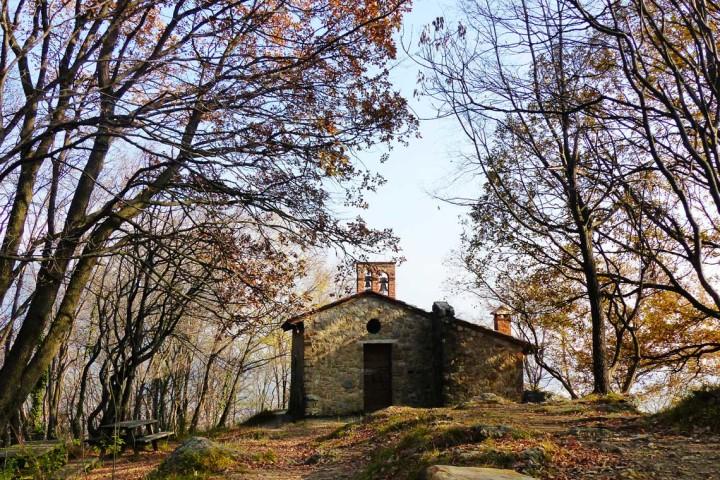Privà, Eremo di San Bovo e Caluga (pendici Altopiano di Asiago – Bassano – VI)