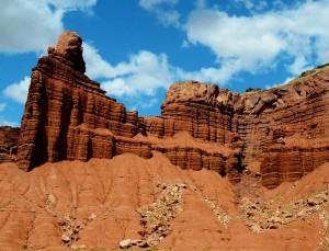 esempio di rocce sedimentarie