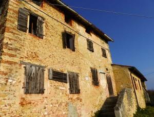 vecchie case a Privà