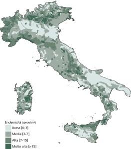 Endemismi italiani