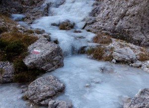 13. sentiero ghiacciato