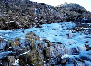 14. sentiero ghiacciato