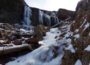 15. sentiero ghiacciato